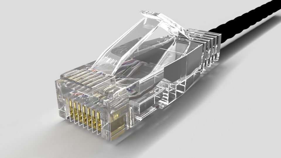 Ethernet Cable Modeling – Great Virtual Product Recreation.