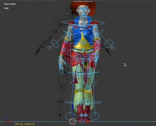 Rigging 3D Characters – Creating our own best practices!